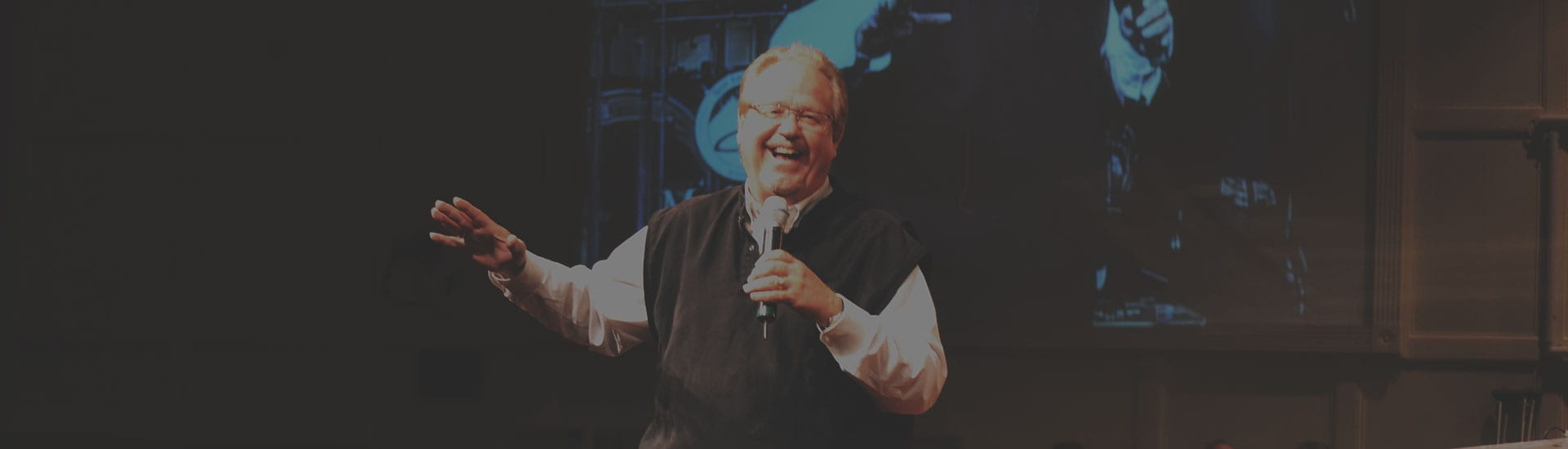 Laughter in the Midst of Heartache with Comedian Dennis Swanberg